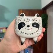 Vaso Cachepot Cute Bichinhos Panda | Bras Continental