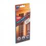 Lápis de Cor Mega Soft Color Tons de Pele 12 Cores   Tris