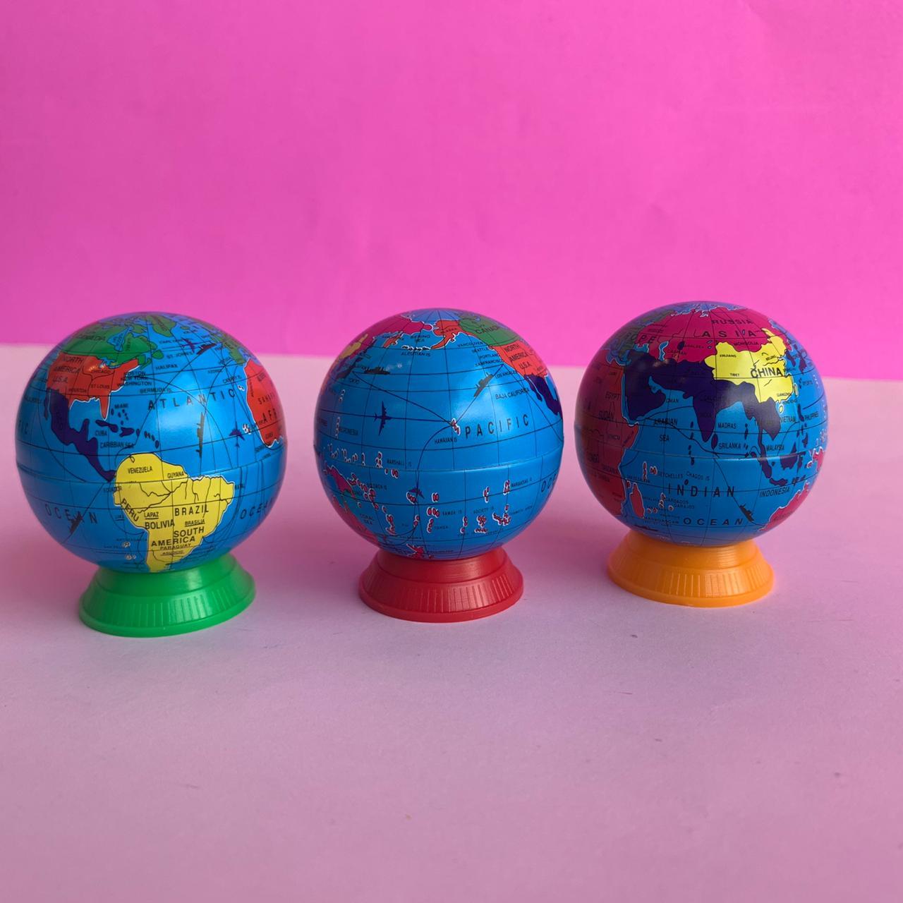 Apontador  Mini Globo Terrestre Mundi | Kaz