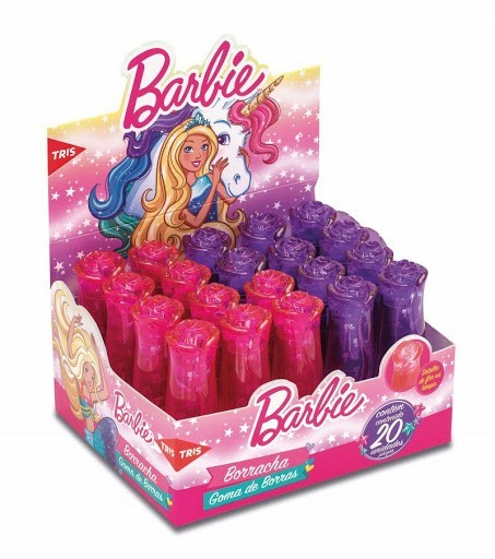 Batom Borracha Barbie | Tris
