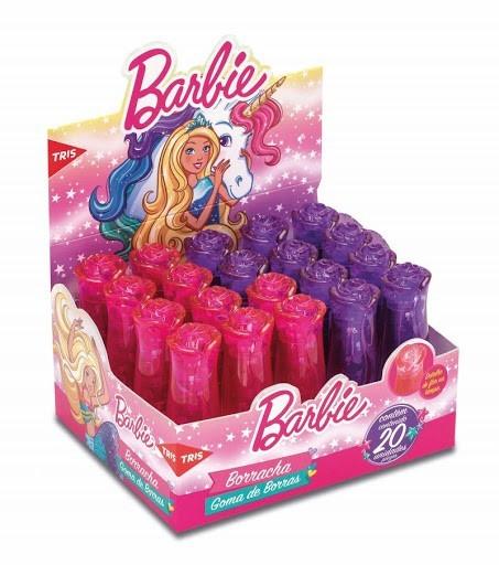 Batom Borracha Barbie   Tris