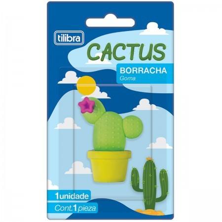Borracha Cacto Suculenta | Tilibra