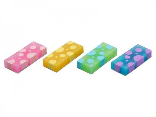 Borracha Jelly Cores Diversas | Tris