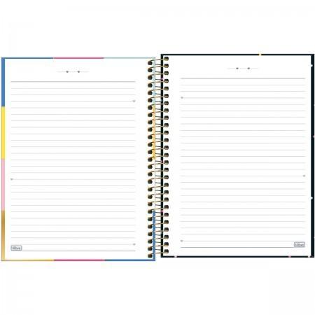 Caderno Colegial Be Nice Colegial 10 matérias 160 folhas 177x240mm | Tilibra