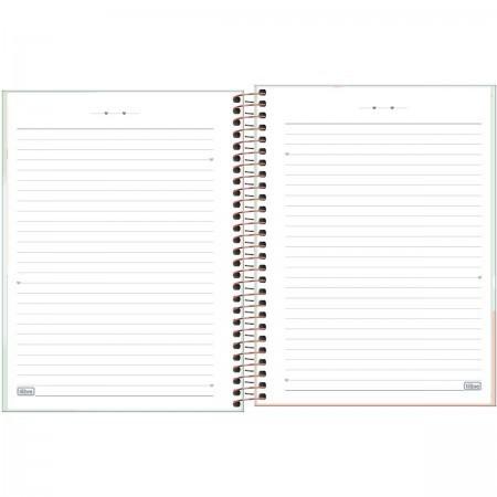 Caderno Capa Dura Colegial Soho 1 Matéria 80 Folhas - Capas Variadas