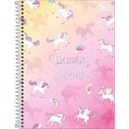 Caderno Capa Dura Universitário Blink 256 folhas, 16 matérias | Tilibra
