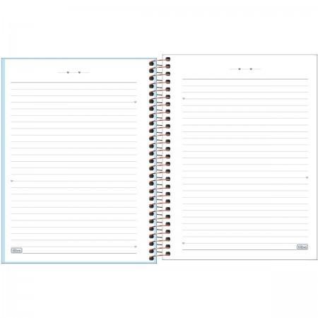 Caderno Colegial Capa Plástica Happy 160 folhas - Cores Variadas | Tilibra