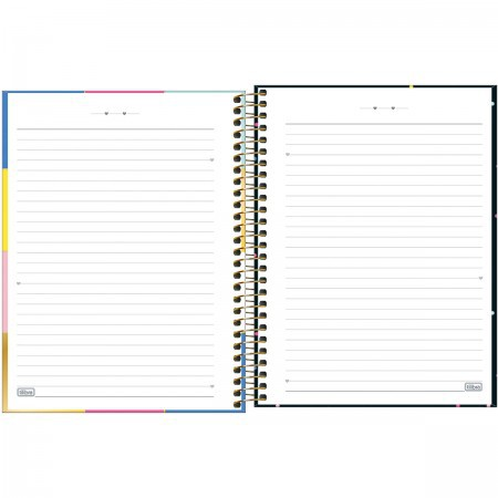 Caderno colegial 80 folhas Be Nice - For Big Dreams | Tilibra