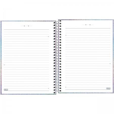 Caderno Colegial Glow 80 folhas | Tilibra