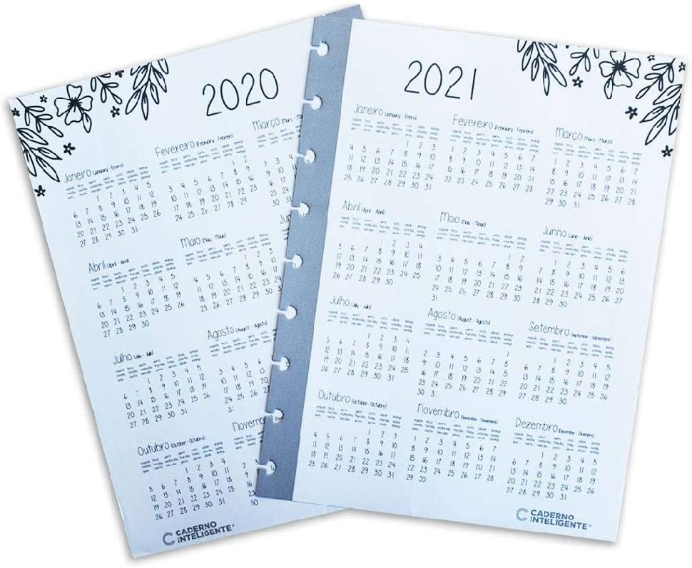 Caderno Inteligente Refil Médio Planner Da Sof | Caderno Inteligente