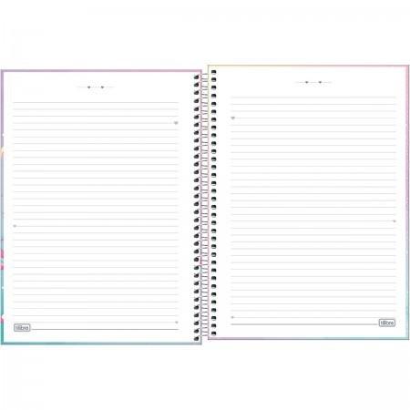 Caderno Universitário Blink 80 folhas - Capas Variadas | Tilibra
