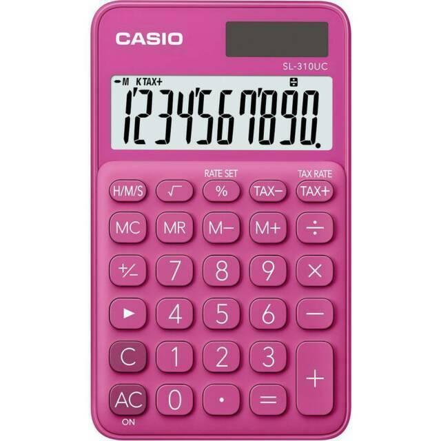 Calculadora De Bolso Casio 10 Dígitos | Casio