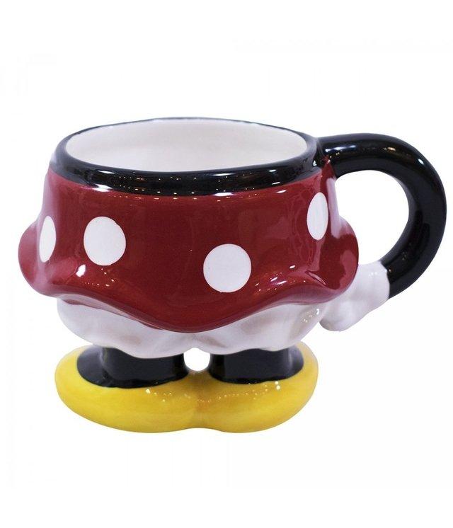 Caneca Minnie Mouse   Importado
