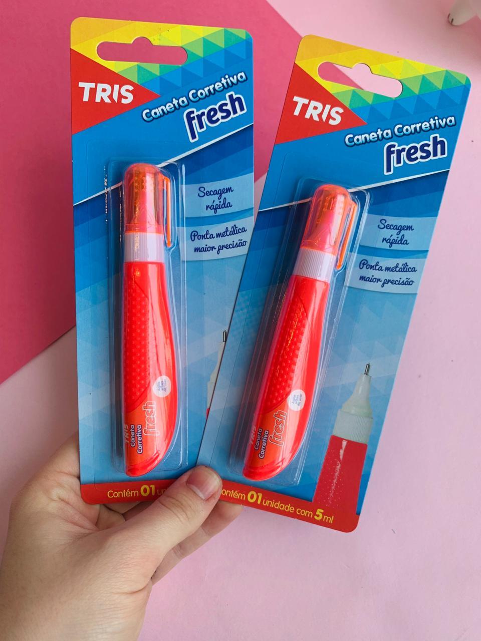 Caneta Corretiva Fresh | TRIS