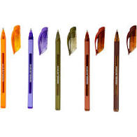 Caneta Esferografica Trion Color Plus Kit c/10 Cores | Molin