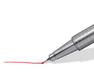 Caneta Hidrográfica Triplus Fineliner 0.3 mm 10 cores | Staedtler