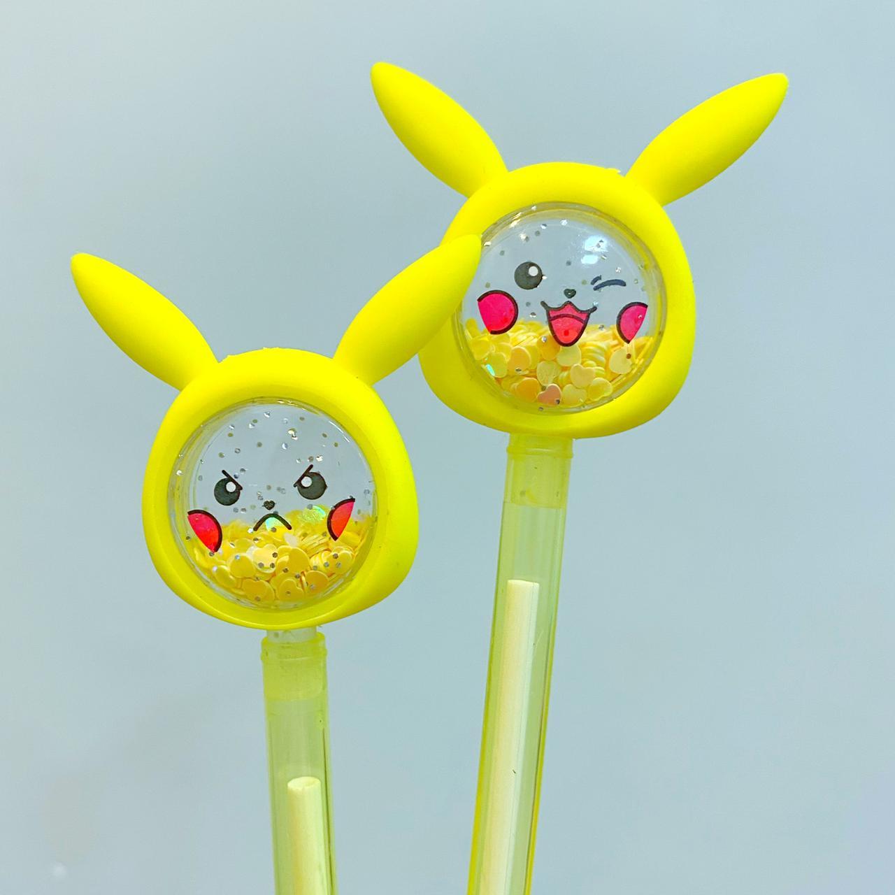 Caneta Pikachu   Importado