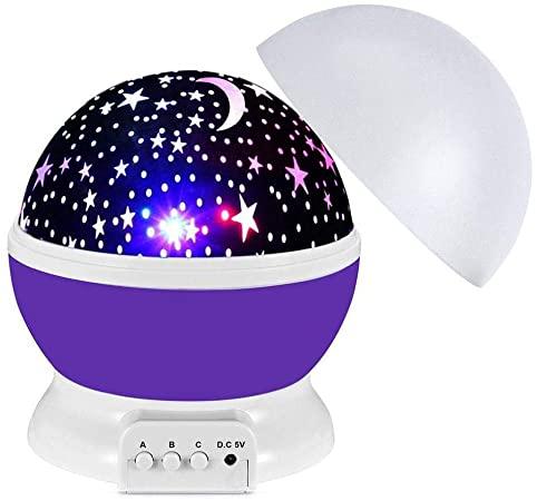 Luminária Estrelas no Teto Viral no TIKTOK Antistress   Importado