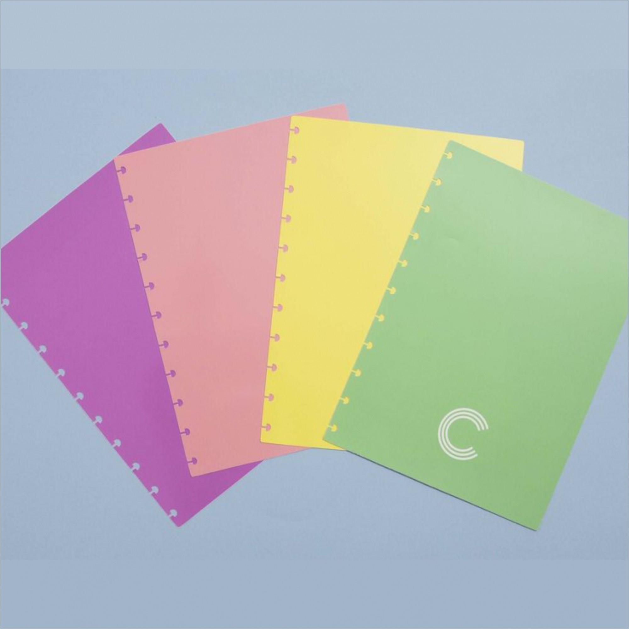 Divisoria para Caderno Inteligente A5 155x220mm | Caderno Inteligente