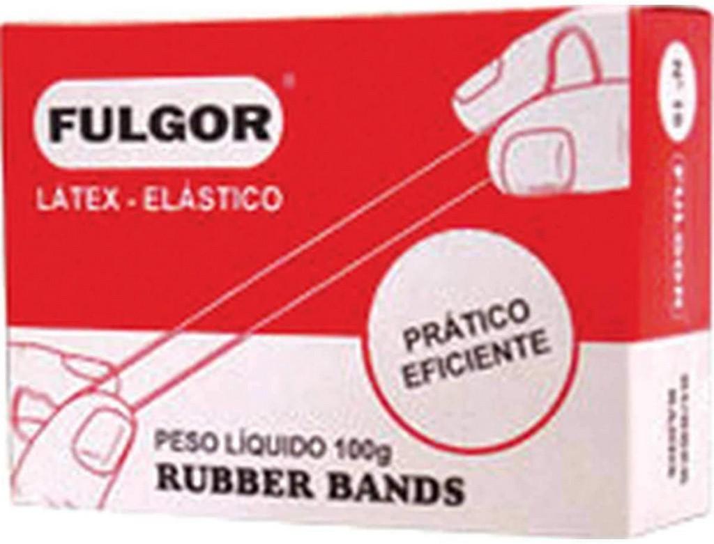 Elástico de Látex 100gr 110 unidades | Fulgor