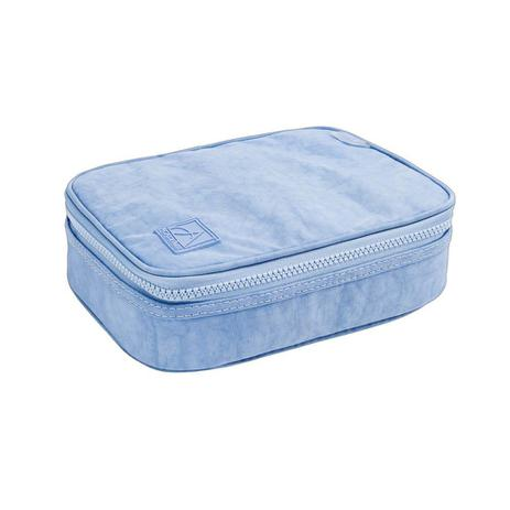 Estojo Box Académie Azul Claro | Tilibra