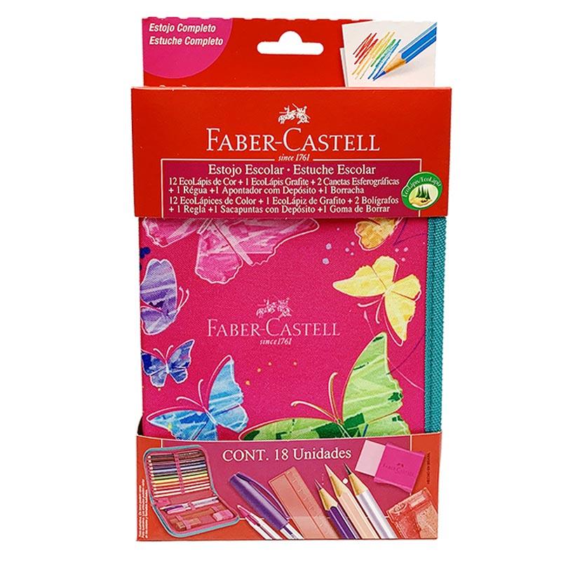 Estojo Escolar | Faber-Castell