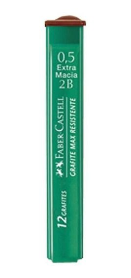 Grafite 0,5 mm 2b 24 minas | Faber-Castell