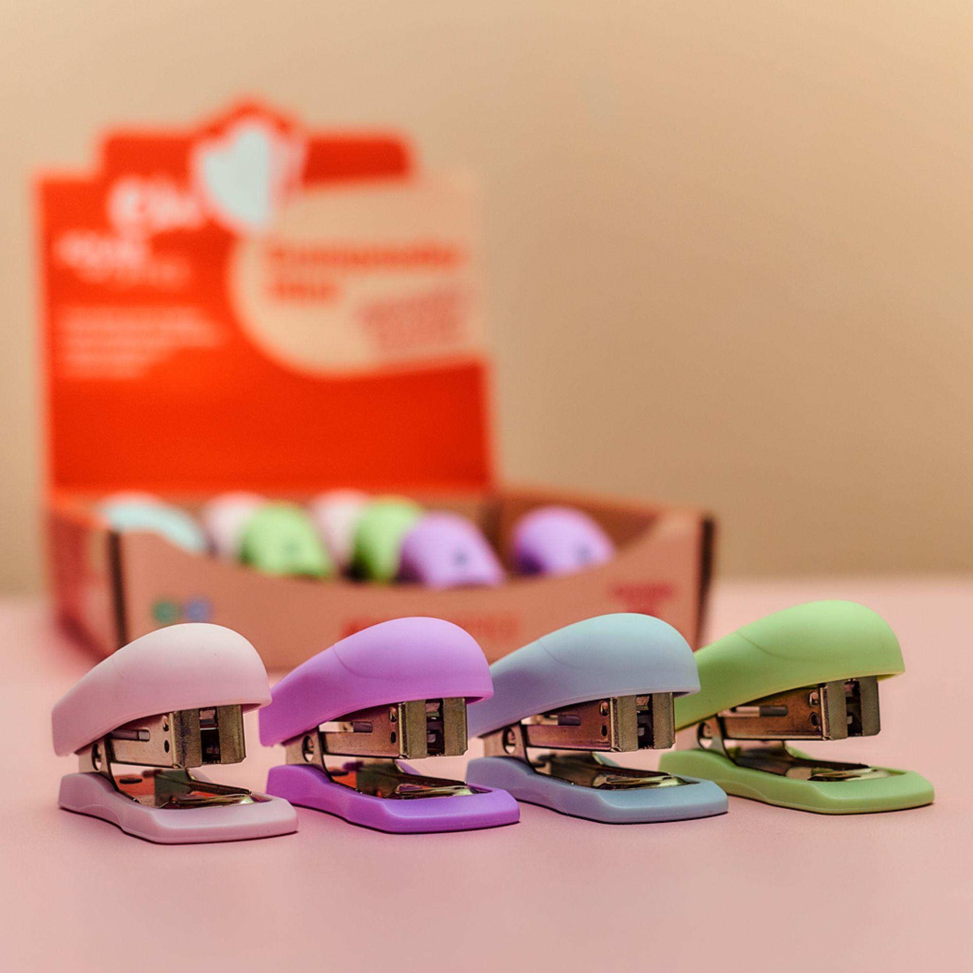 Grampeador Mini Pastel Trend | Jocar Office
