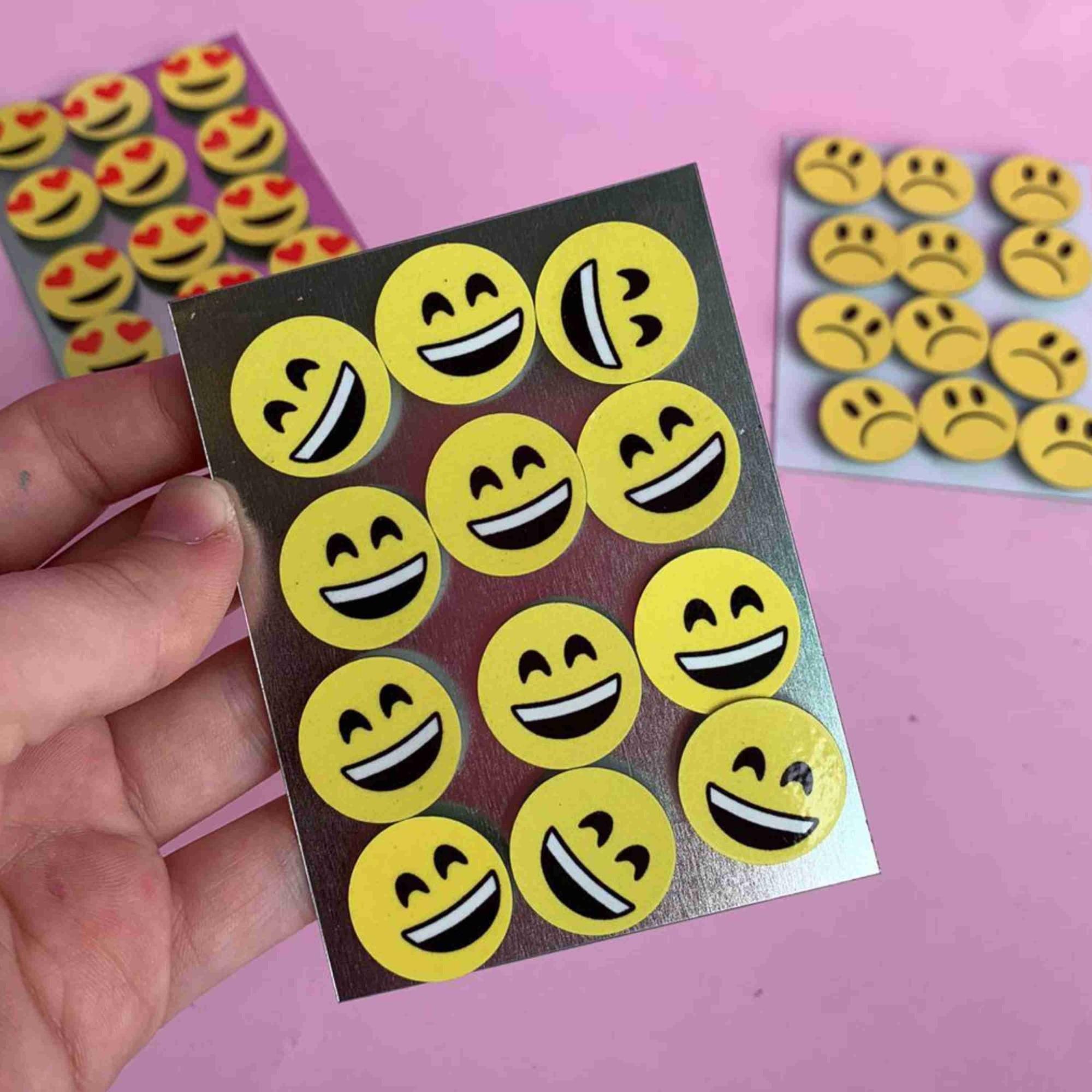Imã para Geladeira - Emoji | Importado