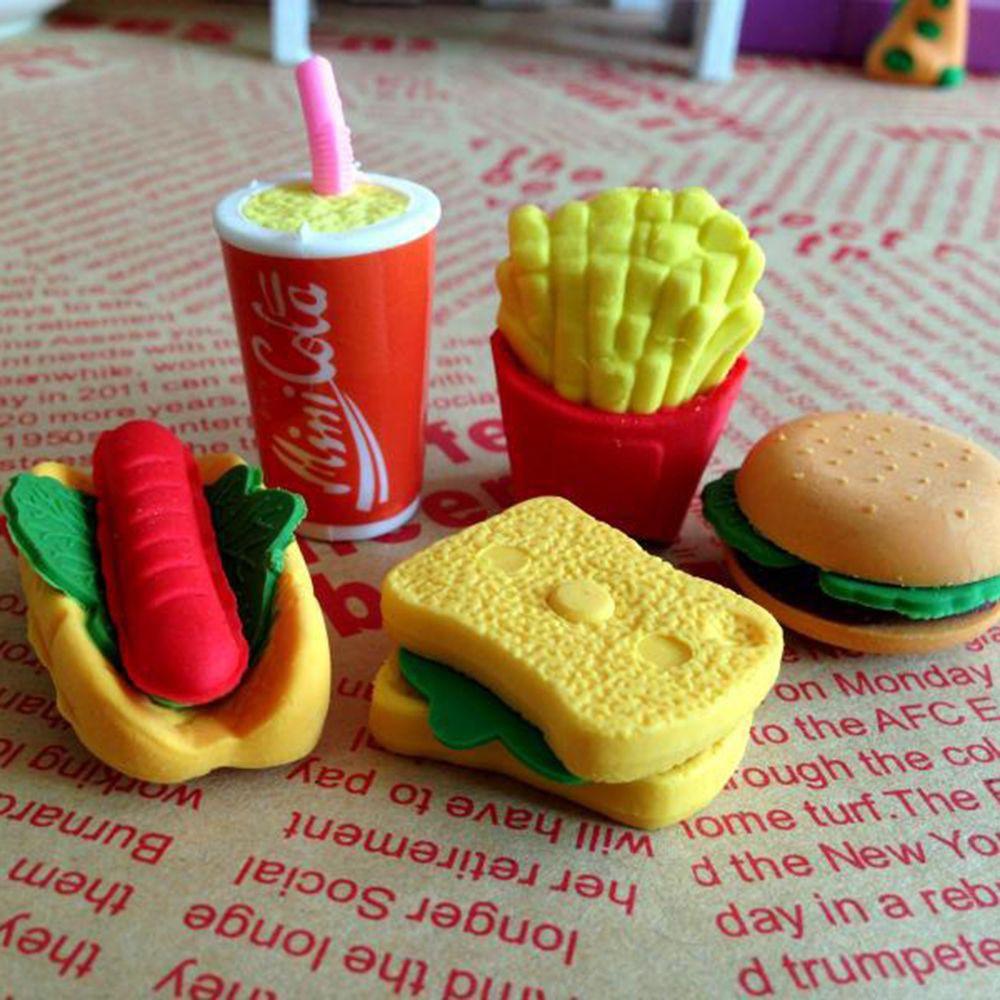 Kit Borrachas Food   Importado