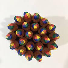 Lapis Cor Rainbow Jumbo  | Tris