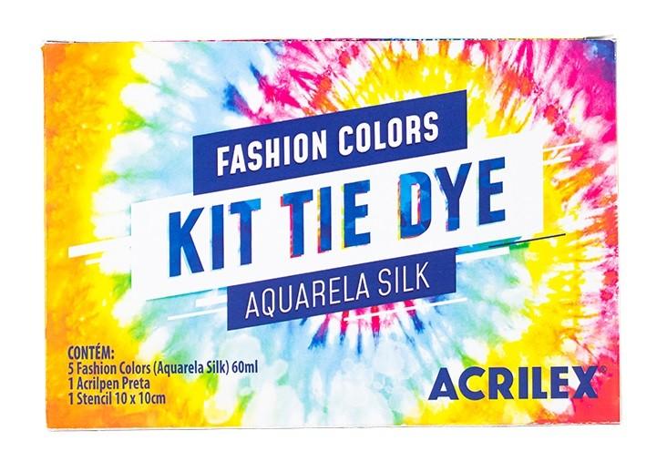Kit Tie Dye | Acrilex