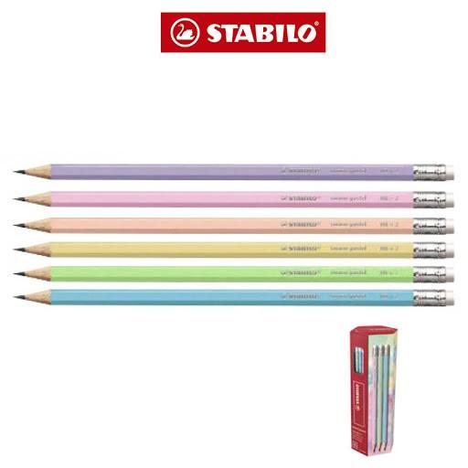 Lápis Swano Grafite Tom Pastel | Stabilo