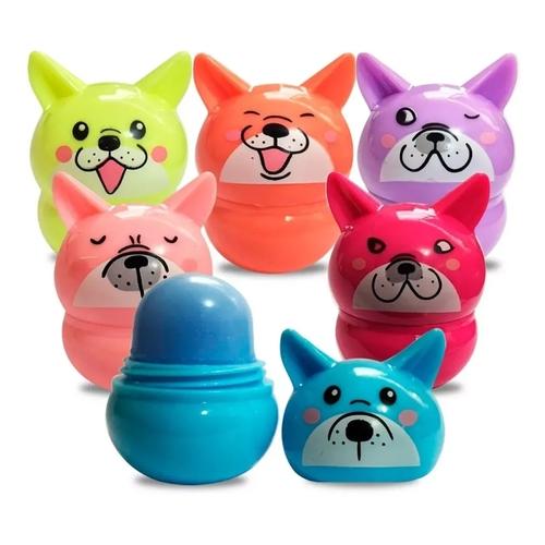 Lip Balm Hidratante Protetor Labial Bfashion Cachorrinho | Importado
