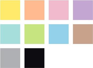 Marcador de Texto Textsurfer Classic 364 CW010 10 Cores Pastel | Staedtler