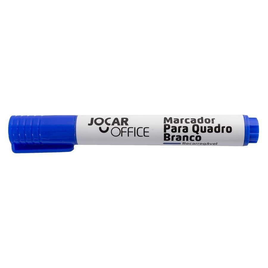 Marcador para Quadro Branco Azul   Jocar Office
