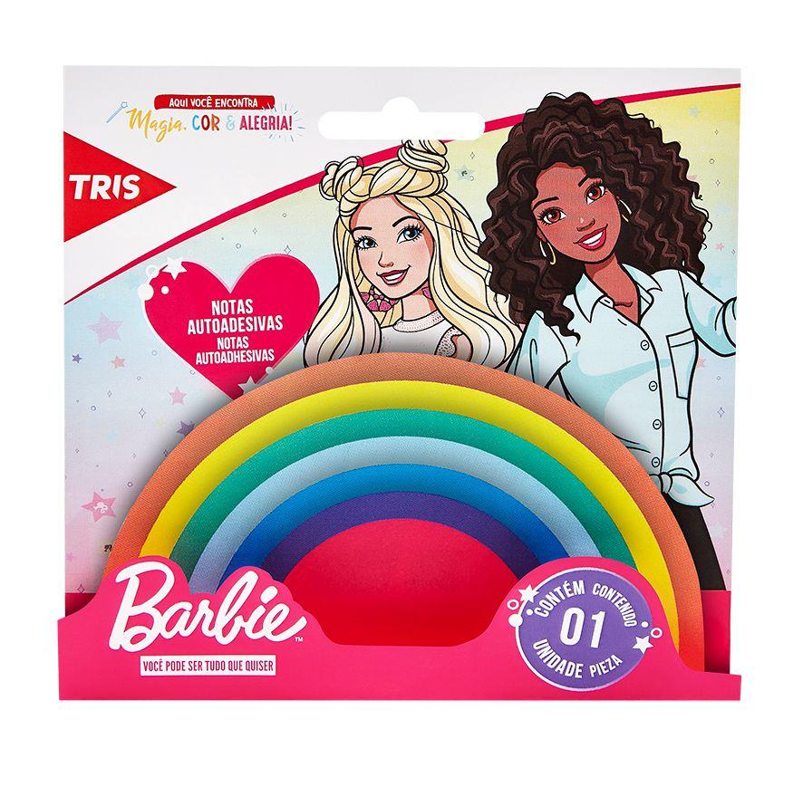 Notas Autoadesivas Barbie   Tris