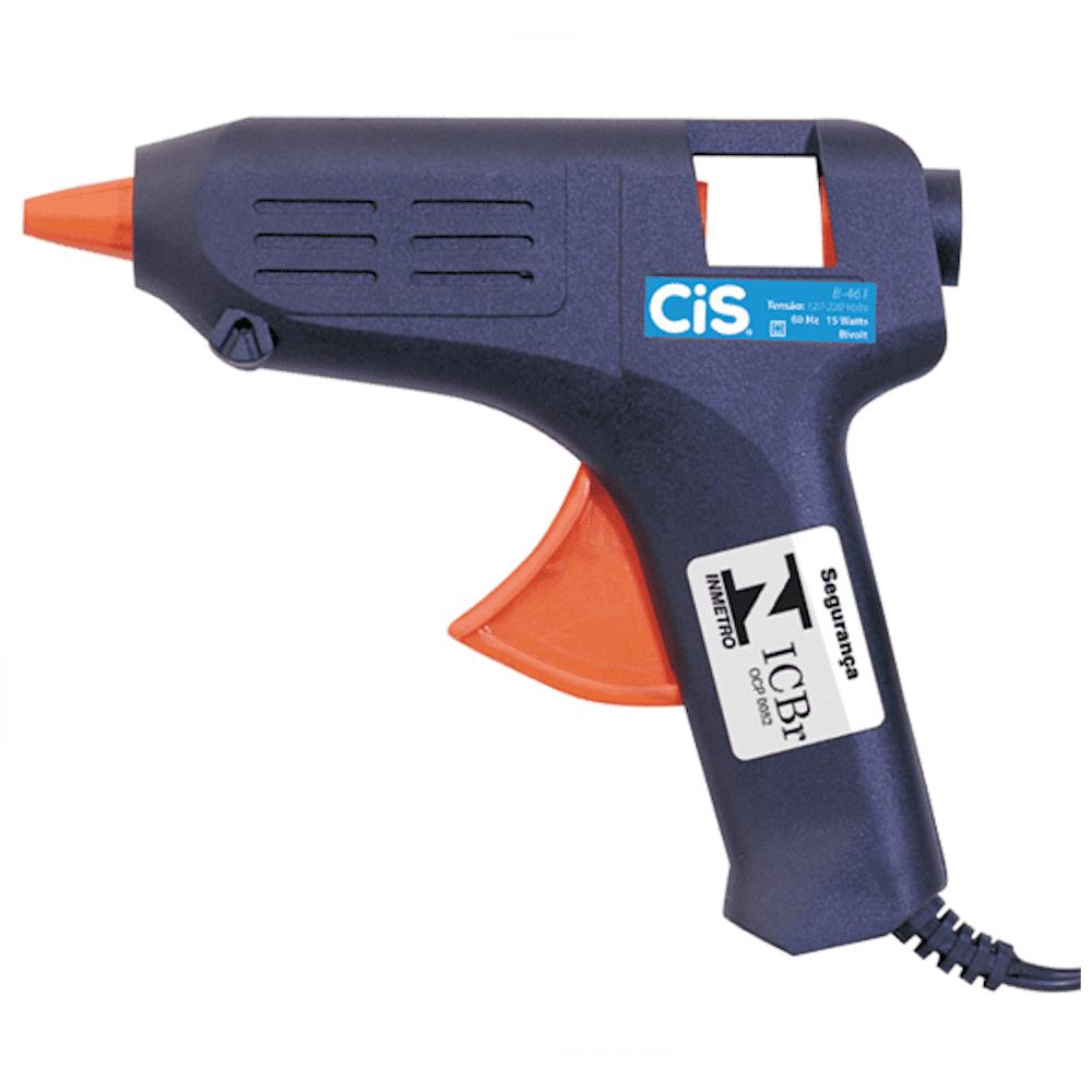Pistola de Cola Quente Grande B-461 | CiS