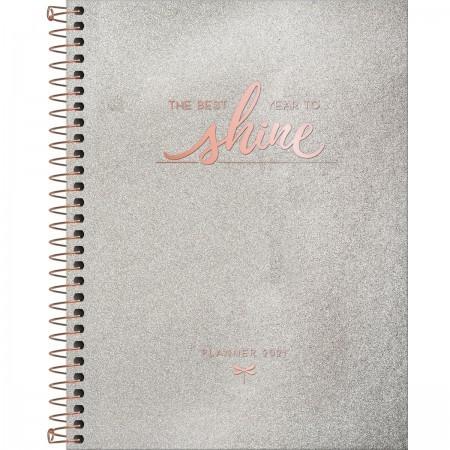 Planner Colegial Shine 90gr 2021| Tilibra