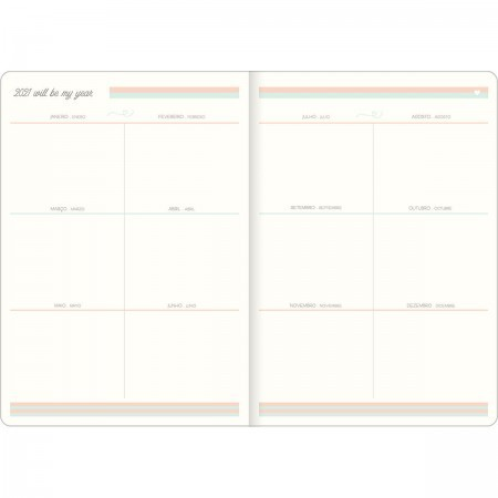 Planner Grampeado Soho | Tilibra