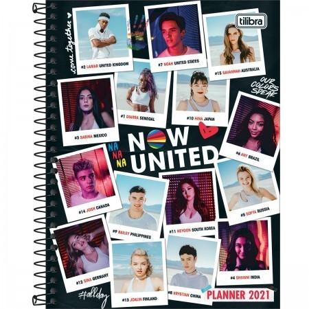 Planner Now United 2021 | Tilibra