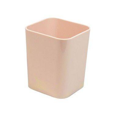 Porta Objetos Dello Color Rosa  Dello