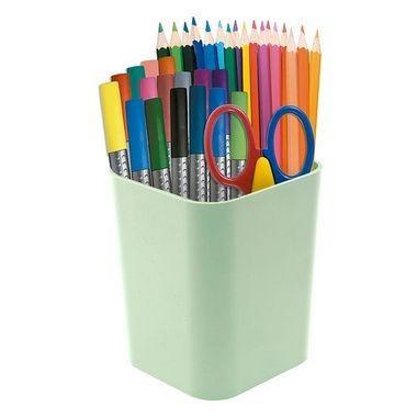 Porta Objetos Dello Color  Verde   Dello