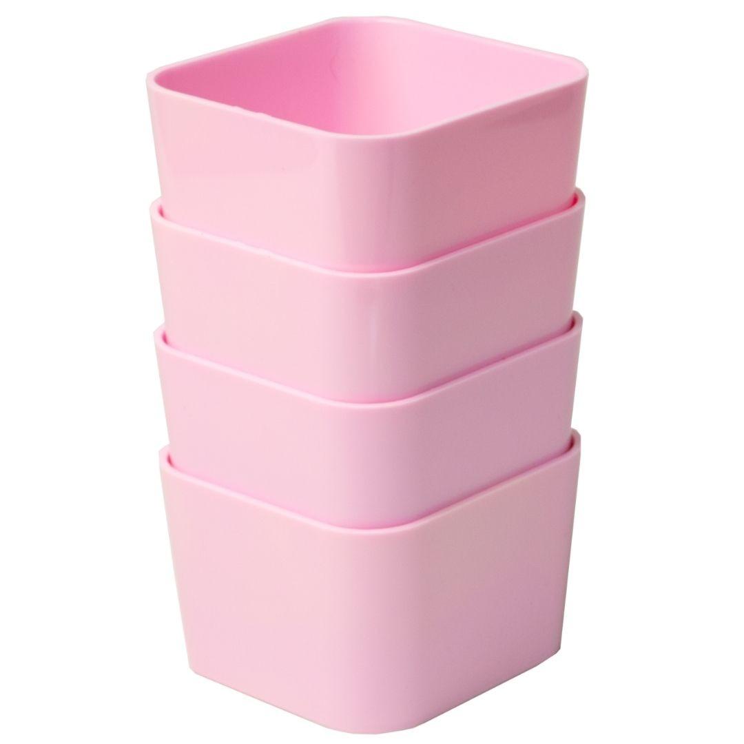 Porta Objetos Pequeno Kit com 4 Peças | Dello