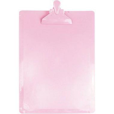 Prancheta DelloColor Ofício Rosa |Dello