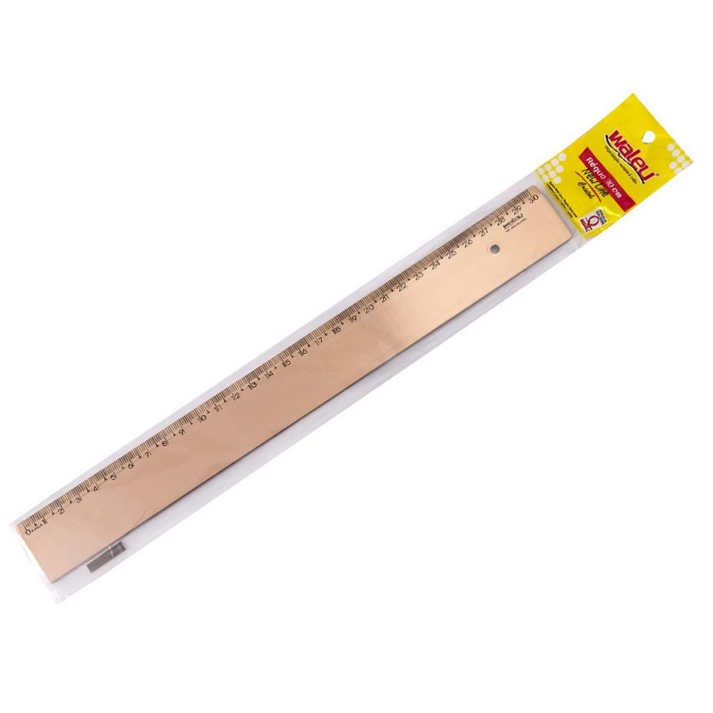 Régua Flexível 30 Centímetros Waleu Rose Gold | Waleu