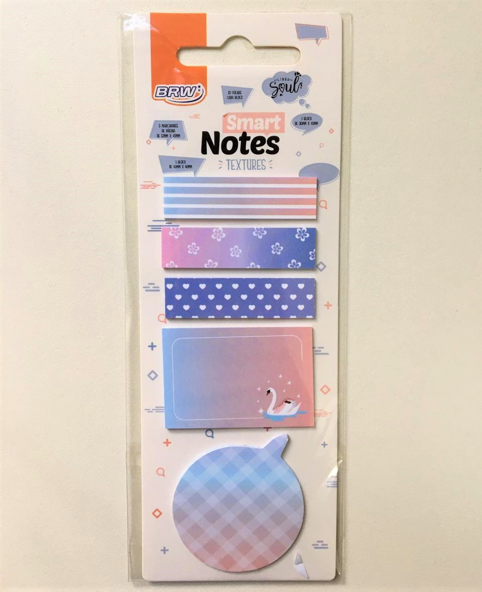 Smart Notes Textures | BRW