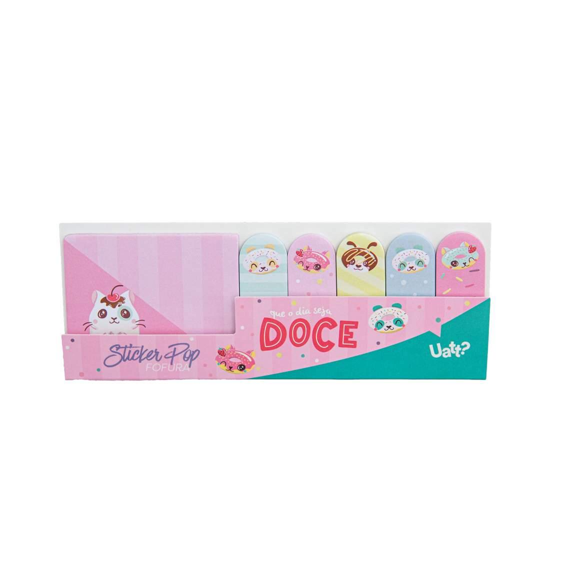 Sticker Pop - Docinhos | Uatt