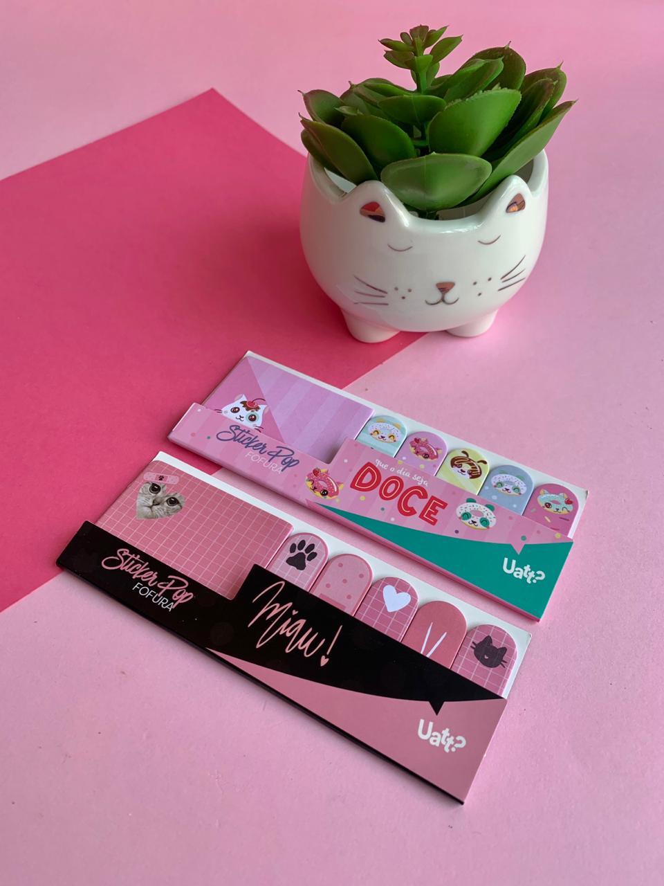 Sticker Pop - Gatinha | Uatt
