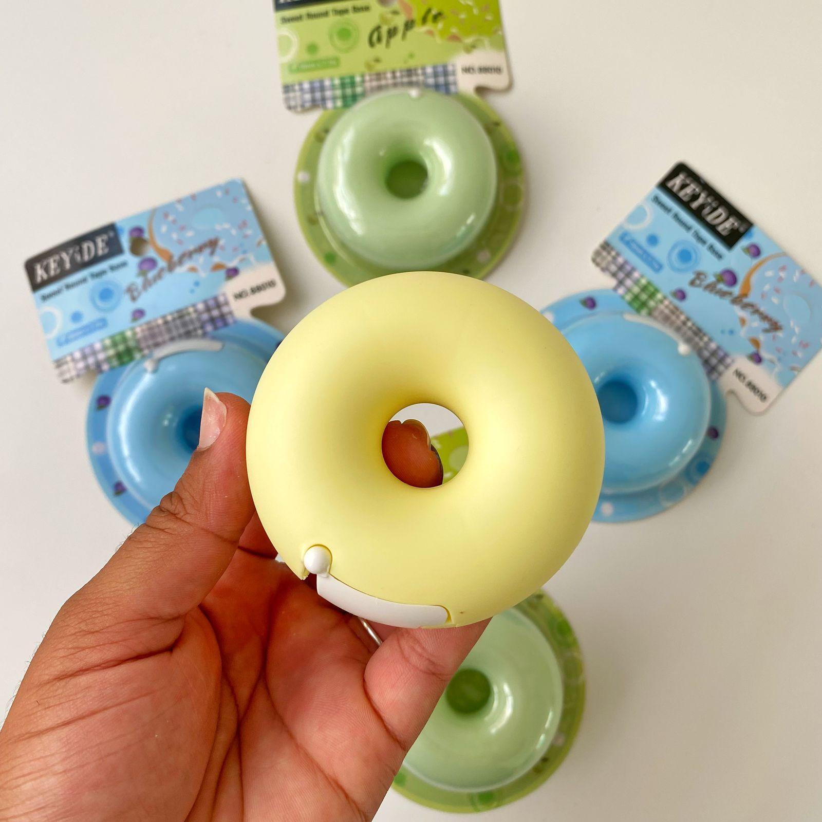 Suporte de Fita Adesiva Donut | Importados